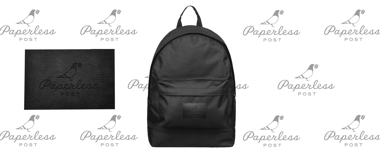 Paperless backpack pattern